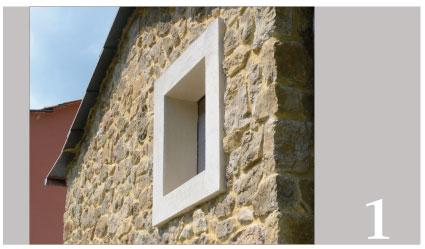 3 accorgimenti e credibilit su isolamento termico - Cornici finestre in pietra ...